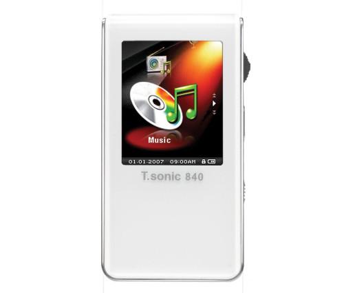 MP3 плеер Transcend T.Sonic MP840 2 GB (TS2GMP840)