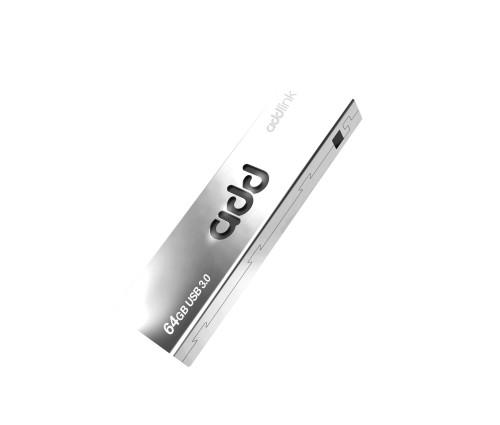 AddLink U50 64GB USB Flash Drive (USB 3.0 Titanium) ad64GBU50T3