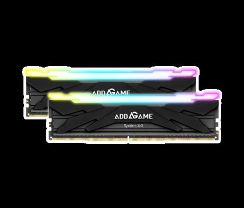 Модуль памяти AddLink Spider X4 8GBx2 (16GB Kit)(AG8GB36C18X4UBX2)