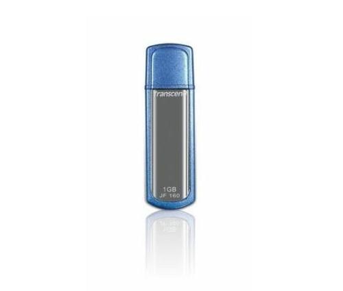 Transcend 1GB JetFlash 160 USB Flash Drive (TS1GJF160)