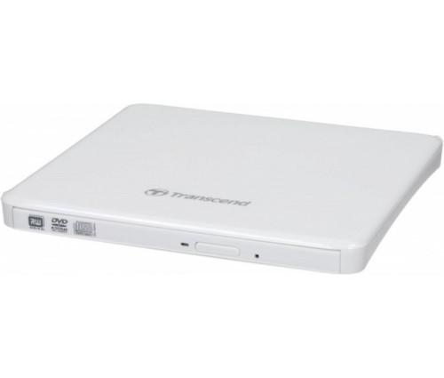Внешний DVD-привод Transcend TS8XDVDS-W (Белый)